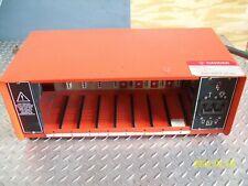 Incoe 8-Slot Temperature Controller Module Enclosure (Only)