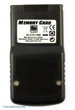 GameCube Memorycard / Speicherkarte 64 MB SL-3181-SBK schwarz Speedlink
