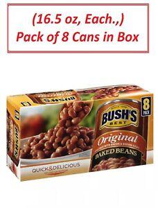 Bush's Original Baked Beans (16.5 oz, 8 ct.)