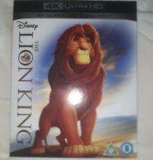 The Lion King - 4K UltraHD Blu-ray - Walt Disney Classic - Slipcover