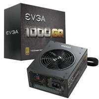 EVGA 1000 GQ 210-GQ-1000-V1 1000W 80 PLUS Gold ATX12V & EPS12V Power Supply w/