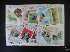 50 TIMBRES CHIENS : 50 TIMBRES TOUS DIFFÉRENTS / STAMPS DOGS