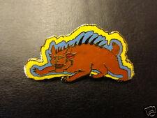 Star Trek Animated Series Capellan Power Cat Pin Badge STPIN7830