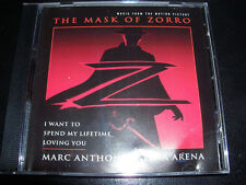 Tina Arena Mark Anthony I Want To Spend My Lifetime Loving You Promo CD