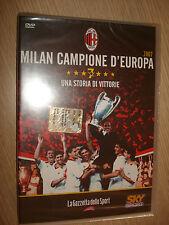 DVD N°5 COLLAR MILAN MUESTRA D'EUROPA 2007 SKY DEPORTE UNA STORIA RACHA GANADORA