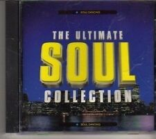 (CR581) The Ultimate Soul Collection - Live Soul - 2001 CD