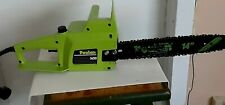 "POULAN 1420, 14"" Electric chainsaw,10.5 Amp Used,Nice!"