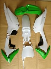 2014 CRF110 plastic fairing fender kit for honda motorcycle dirt pit bike green