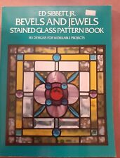 Bevels and Jewels by Ed Sibbett - Stained Glass Pattern