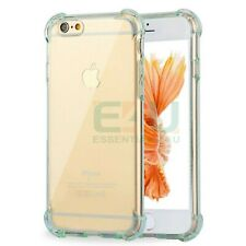 For Apple iPhone 6 Airbag Anti-Shock Phone Case - Transparent Green