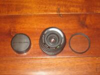 CPC Phase 2 CPC 28mm Minolta Md Mount MC Auto Wide Macro F2.8 Camera Lens