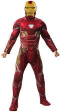 Rubie's Iron Man Mark 50 Halloween Adult Costume Marvel Avengers Endgame Cosplay