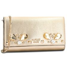 Borsa Guess Pochette Oro Gold Tracolla Donna SS 2018 Shopper Bag Sera Gc699771