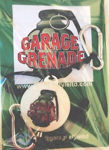 GARAGE GRENADE Trip Wire alarm system Shed Alarm Garage Door Alarm Mine Tact Ale