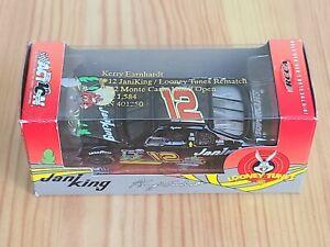 2002 #12 Kerry Earnhardt Supercuts Looney Tunes 1/64 Action NASCAR Diecast MIP