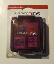 NIntendo Compact Game Case - 2DS, 3DS, 3DS XL, DSi, DSi XL COMPATIBLE