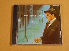 CD / FRANK SINATRA – IN THE WEE SMALL HOURS