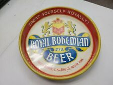 New listing Vintage Fitger Duluth Brewing Royal Bohemian Beer Tray