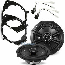 "Kicker 43DSC6504 2016 DS Series 6.5"" Coaxial Speaker Kit for 2005-15 GM Vehicles"