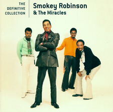 SMOKEY ROBINSON & THE MIRACLES The Definitive Collection 2009 CD album NEW and