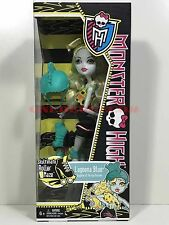 Monster High Doll Skultimate Roller Maze Lagoona Blue New in Box Retired