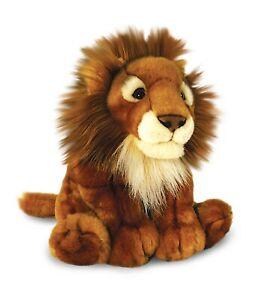 NEW KEEL TOYS 30cm AFRICAN LION SW3615 SOFT CUDDLY PLUSH TOY TEDDY