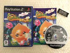 FINKLES WORLD PS2 Playstation 2 PAL ITA Ottimo