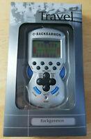 Backgammon / Marks & Spencer / M&S travel game Electronic 2002 unused