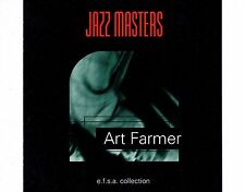 CD ART FARMER jazz masters 1996 EX