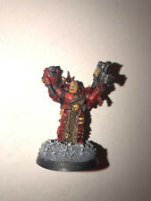 Warhammer 40000 40k Blood Angels Games Day Captain paint 7/10 good cond 11418 B