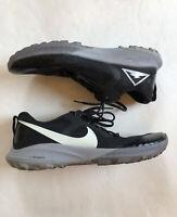 Nike Air Zoom Terra Kiger 5 AQ2219-001 Trail Running Shoe Men's Size 14 Black