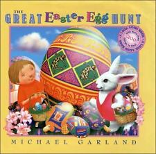 The Great Easter Egg Hunt (A Look Again Book) - Good - Michael Garland -