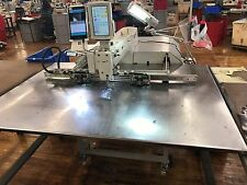 New Robeson Nt-6040G, Programmable Pattern Sewer, W/Sew Area Of 400 Mm X 600 Mm,