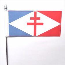 French Navy Forces Navales Françaises Libres Jack Ultimate Table Flag