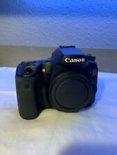 Canon EOS 70D 20.2 MP Digital SLR Camera - Black