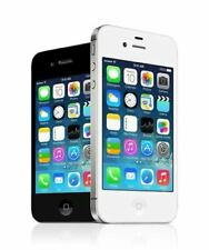 Apple iPhone 4S 8GB 16GB 32GB Unlocked Black White Smartphone - 12M Warranty