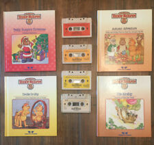 The World of Teddy Ruxpin - Story Books & Tapes by WOW - VGC