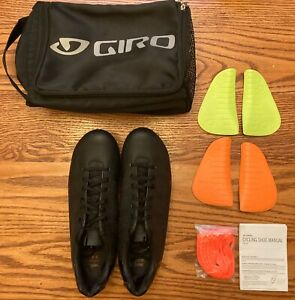 Giro Empire Acc Cycling Shoe - Black - Men's 44.5 - US 11