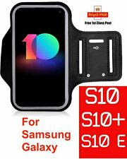 SPORTS RUNNING GYM ARMBAND STRAP CASE COVER FOR SAMSUNG GALAXY S10 S10E S9+ S8+