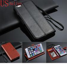 Luxury Flip Case PU Leather Cover Card Slot Wallet Case Various Mobile Phones