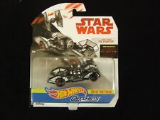 STAR WARS HOT WHEELS FIRST ORDER TIE FIGHTER DISNEY CARSHIPS MINT IN BOX