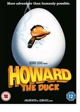 HOWARD THE DUCK DVD FULL UNCUT VERSION GEORGE LUCAS Brand New Sealed UK Release