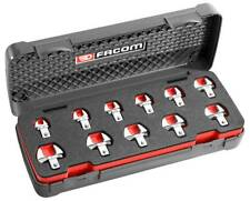 Facom 10.J11 9×12 Torque Fitting, Open End Wrench Set. 8-19mm