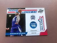 DeMarcus Cousins Rookie Card - 2011 Panini Season Update - Sacramento Kings