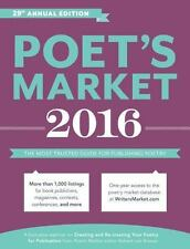 Poet's Market 2016: The Most Trusted Guide for Publishing Poetry, , Good Book