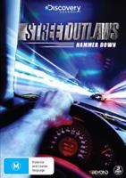 Street Outlaws - Hammer Down (DVD, 2018, 3-Disc Set) - Region 4