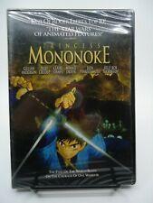 Princess Mononoke Dvd New Region1