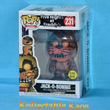 Five Nights at Freddy's - Jack-O-Bonnie Glow in the Dark Pop! Vinyl Figure #231