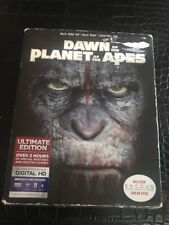 Dawn of the Planet Of The Apes 3D & 2D Blu-Ray Ultimate Ed.