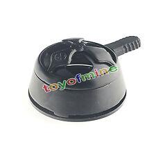 Metal Shisha Charcoal Holder Hookah Bowl Heat Management System Black Handle